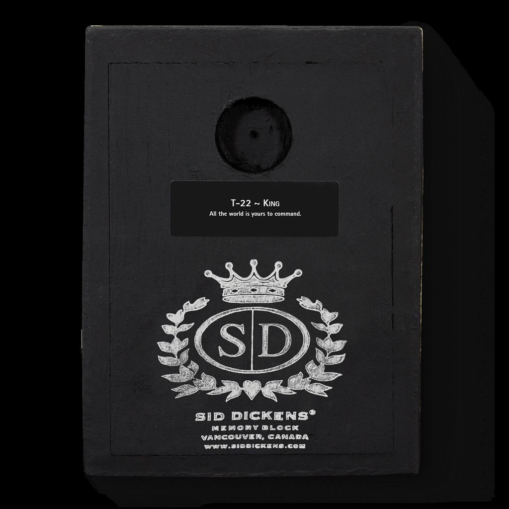 SID DICKENS - King Crown Frame-4