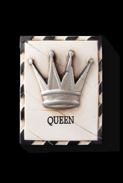 SID DICKENS - Queen Crown Frame
