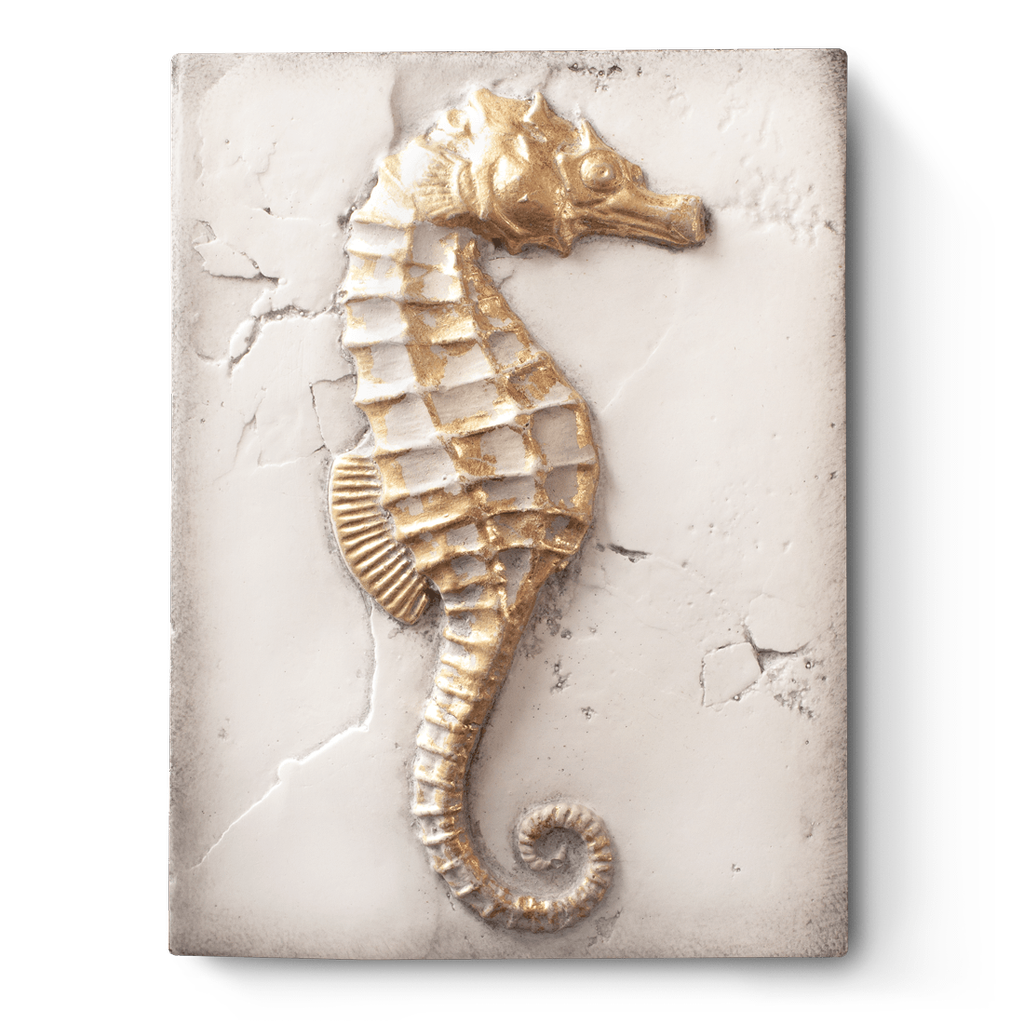 SID DICKENS - Seahorse Gold Frame-1