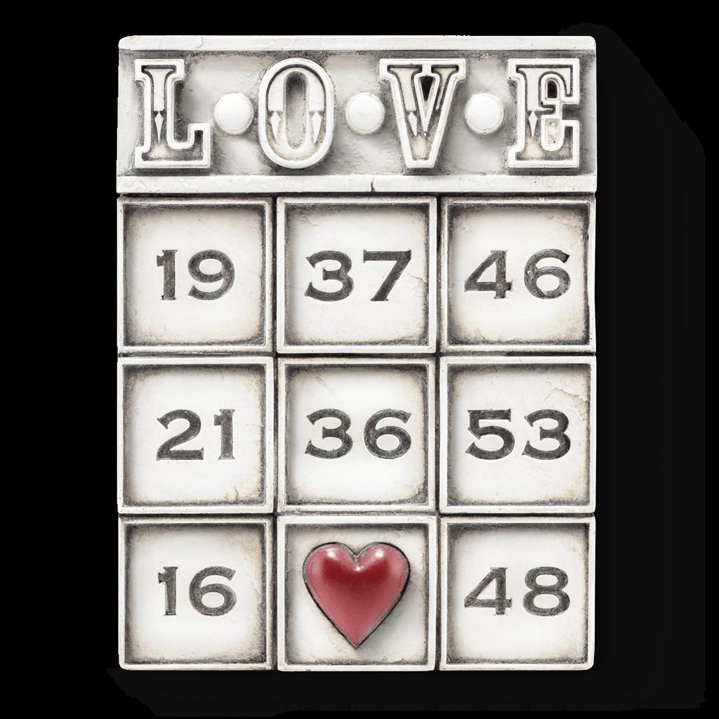 SID DICKENS - Love Frame-1