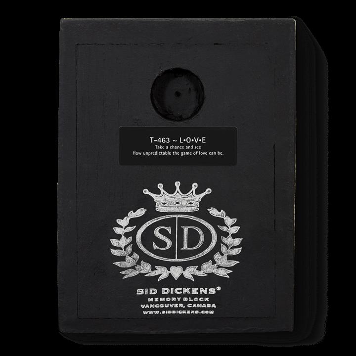 SID DICKENS - Love Frame-4