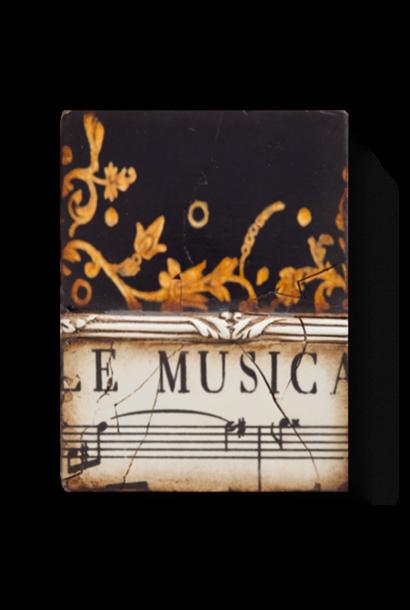 SID DICKENS - Musica Sheet Music Frame