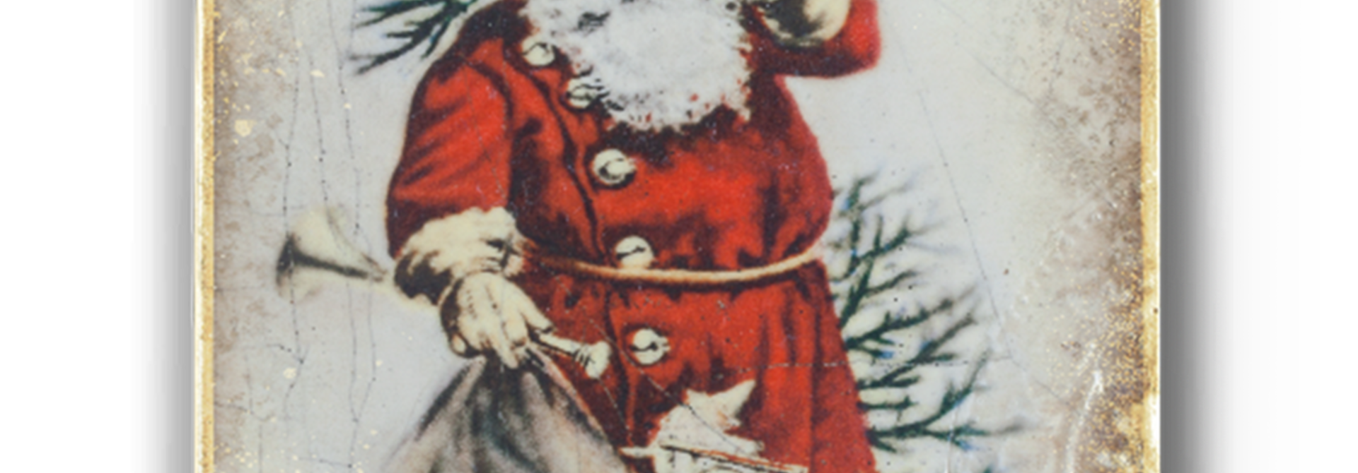 SID DICKENS - Santa Claus Frames