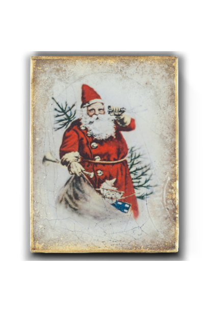 SID DICKENS - Cadre Babbo Natale