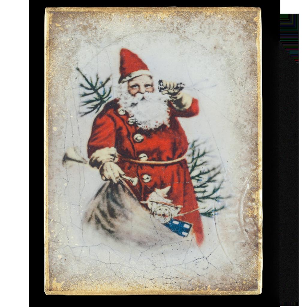 SID DICKENS - Santa Claus Frames-1