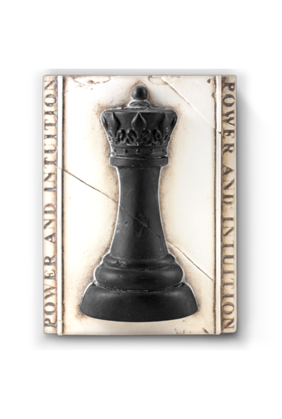 SID DICKENS - Cadre Chess Queen