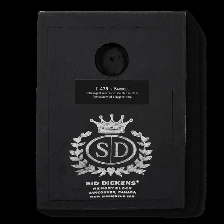 SID DICKENS - Baroque Frame-4