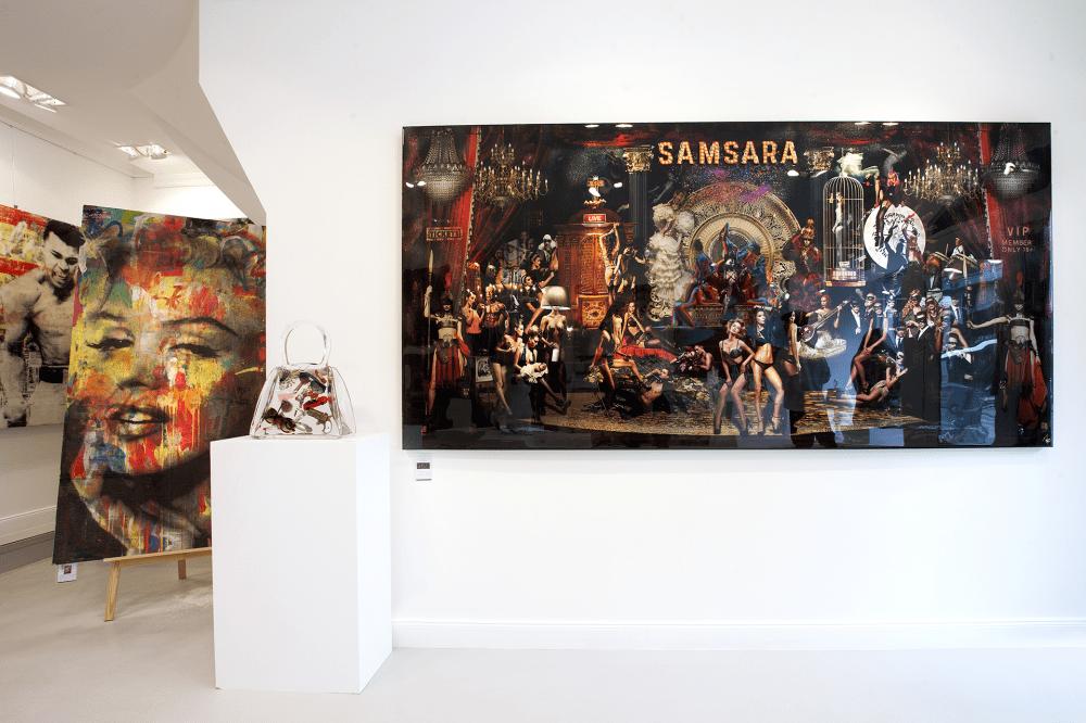 COBRA - Samsara Frame 200x100cm-4