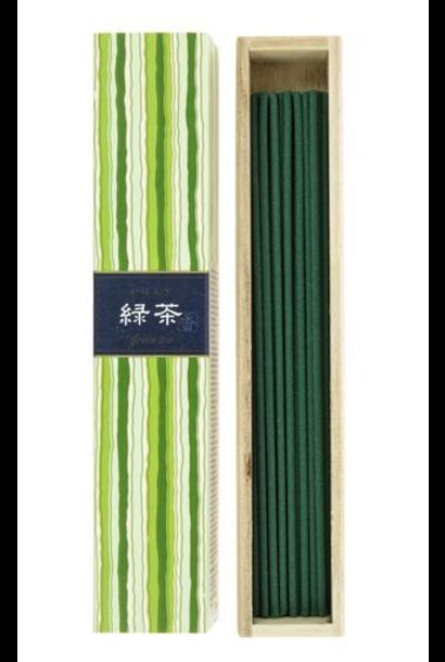 TIERRA ZEN - Kayuragi Green Tea Incense