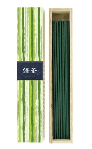 TIERRA ZEN - Kayuragi Green Tea Incense-1