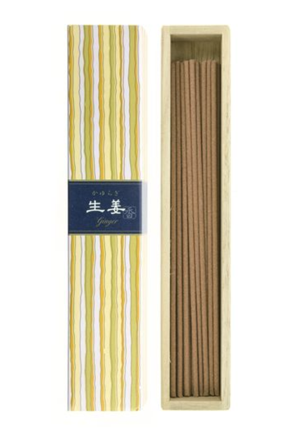 TIERRA ZEN - Kayuragi Ginger Incense