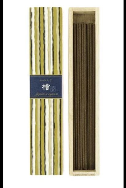 TIERRA ZEN - Kayuragi Cypress Incense