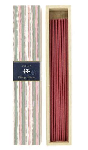 TIERRA ZEN - Kayuragi Cherry Incense-1