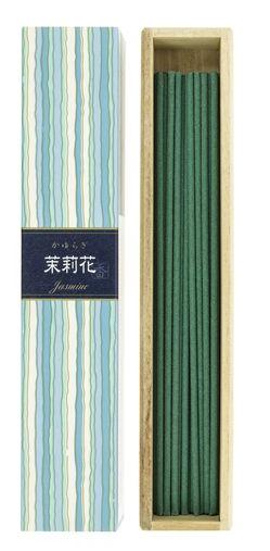 TIERRA ZEN - Kayuragi Jasmine Incense-1