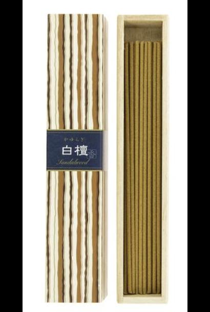 TIERRA ZEN - Kayuragi Sandalwood Incense