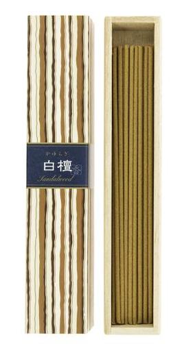 TIERRA ZEN - Kayuragi Sandalwood Incense-1