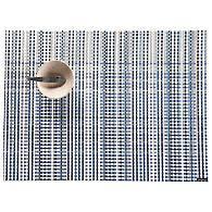 CHILEWICH - Wave Blue Placemat 36x48cm-1