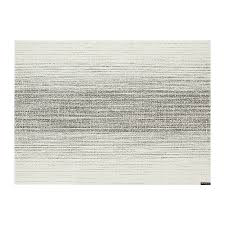 CHILEWICH - Natural Ombre Placemat 36x48cm-1