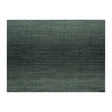 CHILEWICH - Ombre Jade Placemat 36x48cm-1