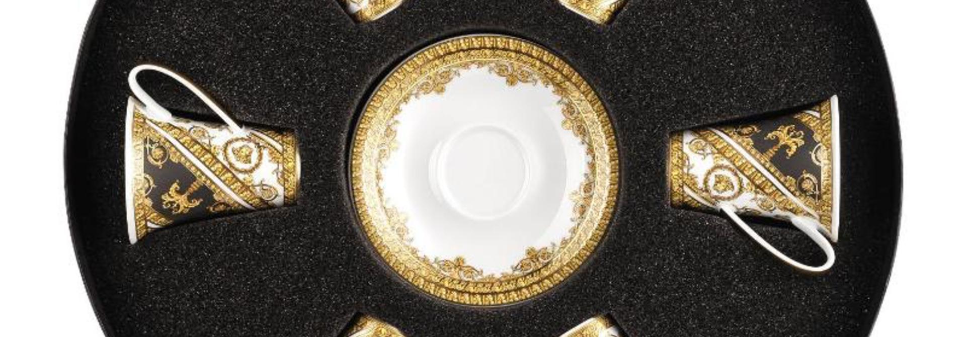 ROSENTHAL - Set of 6 Espresso Cups