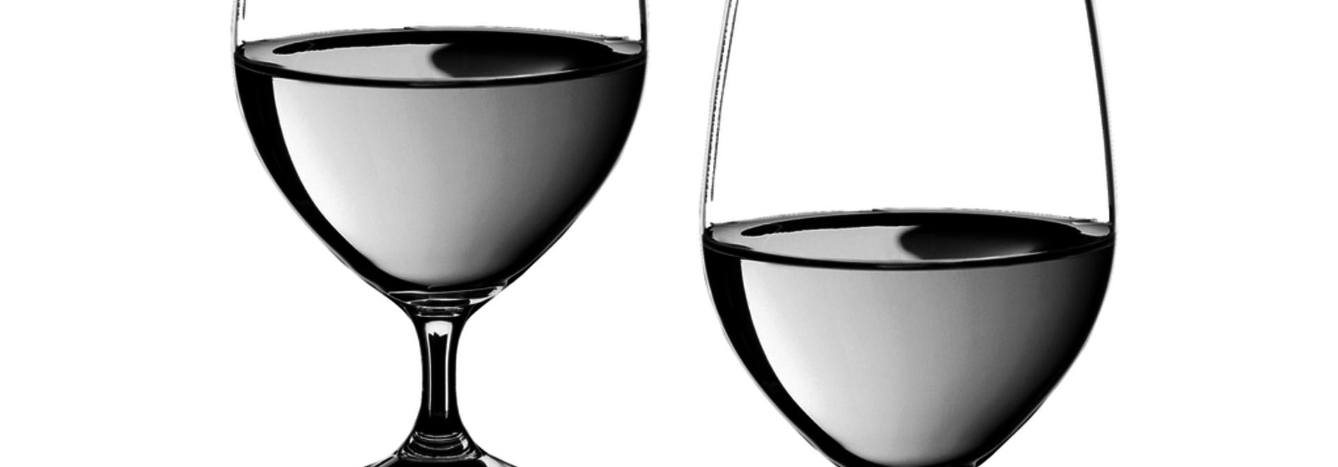 RIEDEL - Vinum Water Glasses Set 2 Pcs