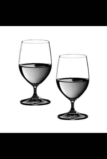 RIEDEL - Verres Eau Vinum Set 2 Pcs