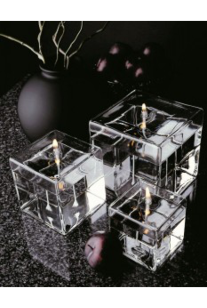 FIRELIGHT - Lampe Classic Cube 10cm
