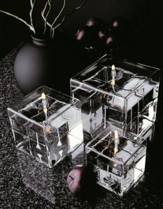 FIRELIGHT - Lamp Classic Cube 10cm-1