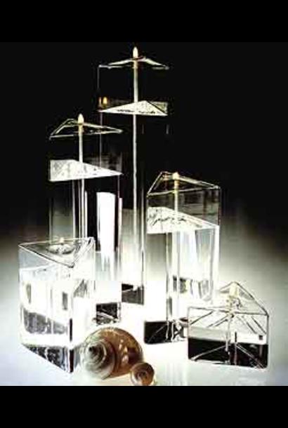 FIRELIGHT - Lampe Mega Prism 23cm