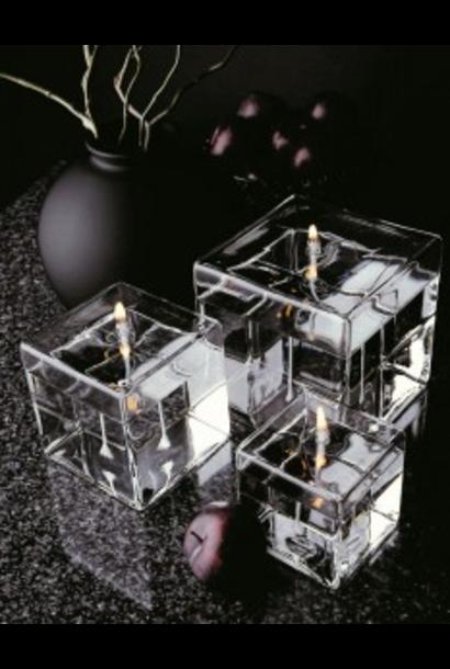 FIRELIGHT - Lampe Classic Cube 5cm