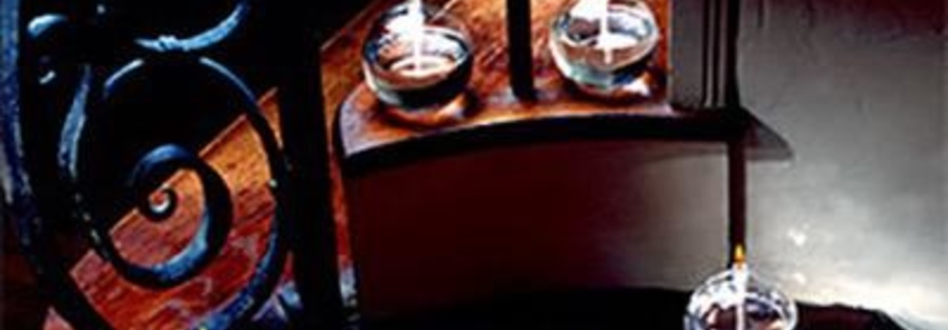 FIRELIGHT - Lamp Sonata  6,5cm