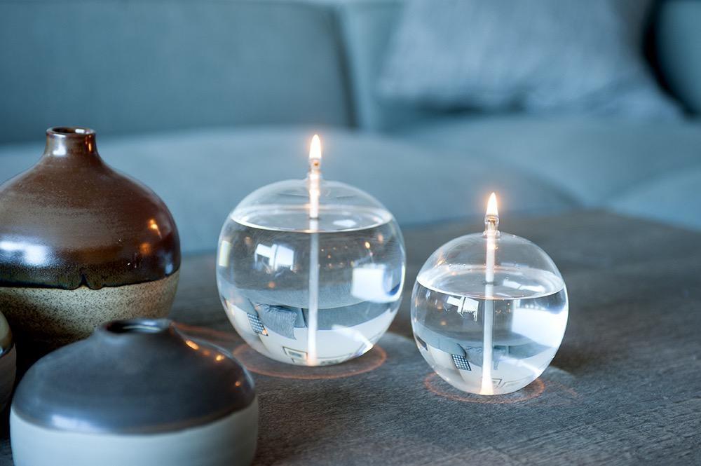 FIRELIGHT - Lamp Sonata  6,5cm-4