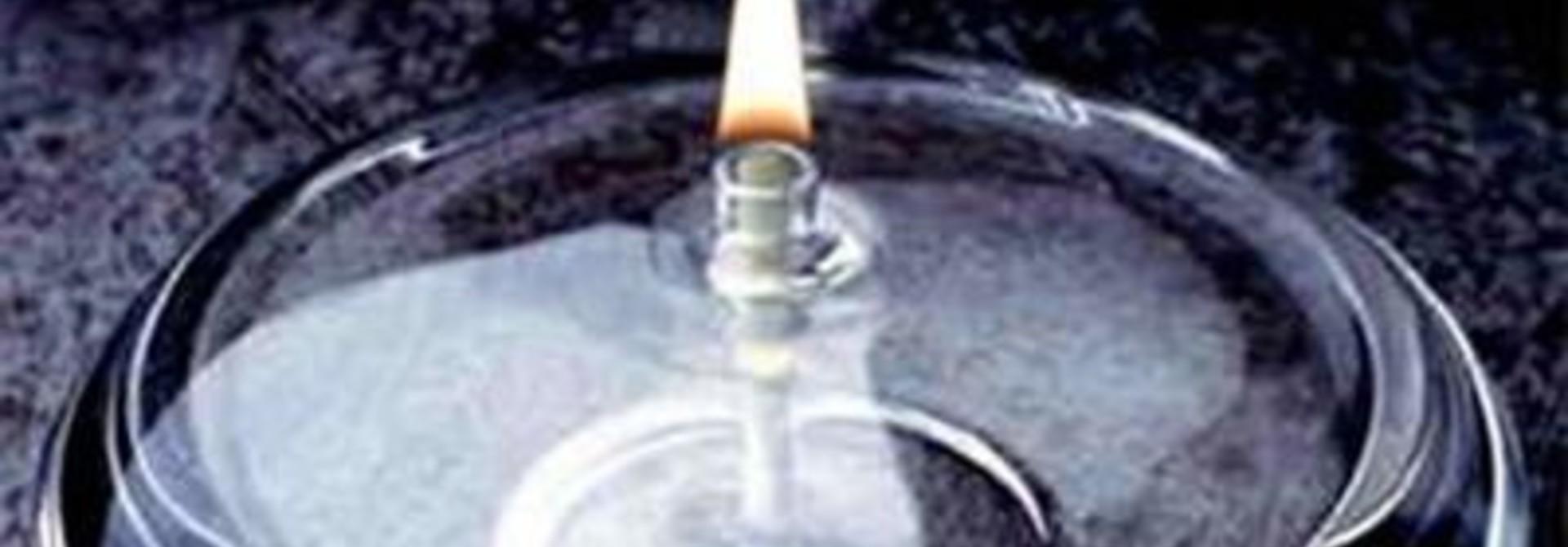 FIRELIGHT - Lamp Omni 10cm