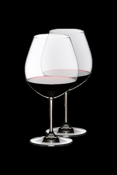 RIEDEL - Set Verres Pinot Noir 2 Pcs