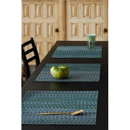 CHILEWICH - Quill Foret Placemat 36x48cm-2