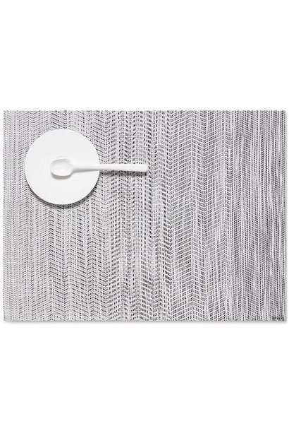 CHILEWICH - Wave Gray Placemat 36x48cm