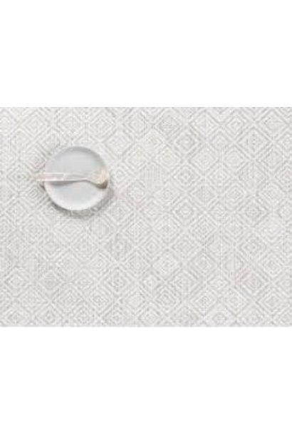 CHILEWICH - Set de Table Mosaic Gris 36x48cm