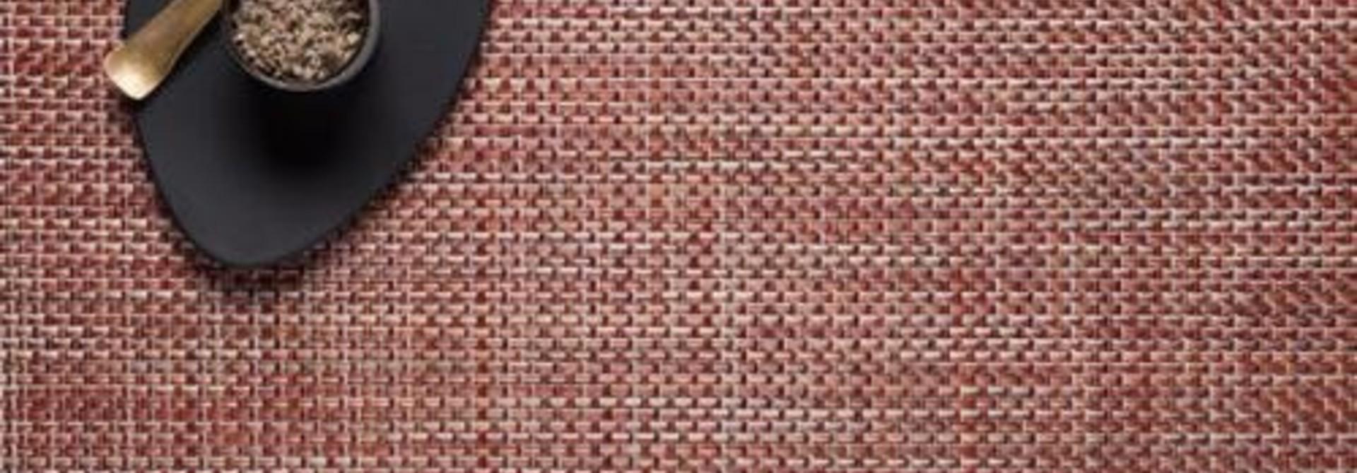 CHILEWICH - Basketwave Terre Placemat 36x48cm