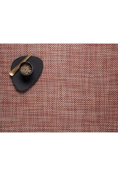 CHILEWICH - Set de Table Basketwave Terre 36x48cm
