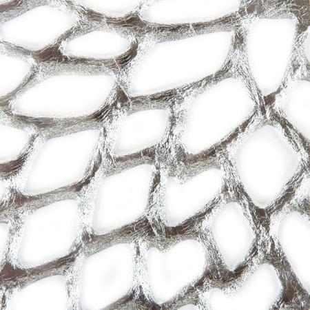 CHILEWICH - Dahlia Silver Placemat 36x39cm-4