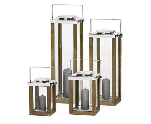 FINK - Madeira Lantern 31x31x60cm-3