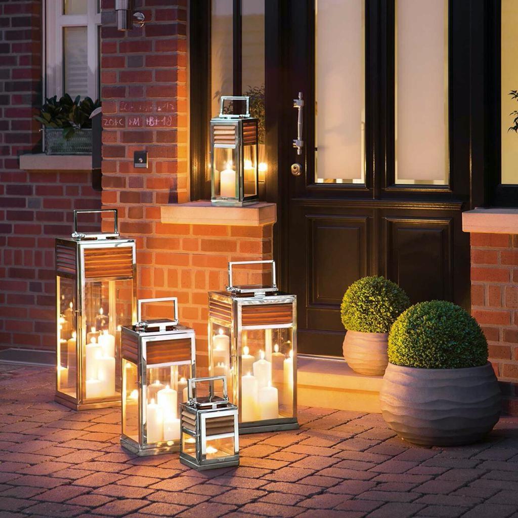 FINK - Lantern Genua 30x30x60cm-3