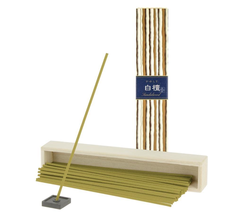 TIERRA ZEN - Kayuragi Sandalwood Incense-2