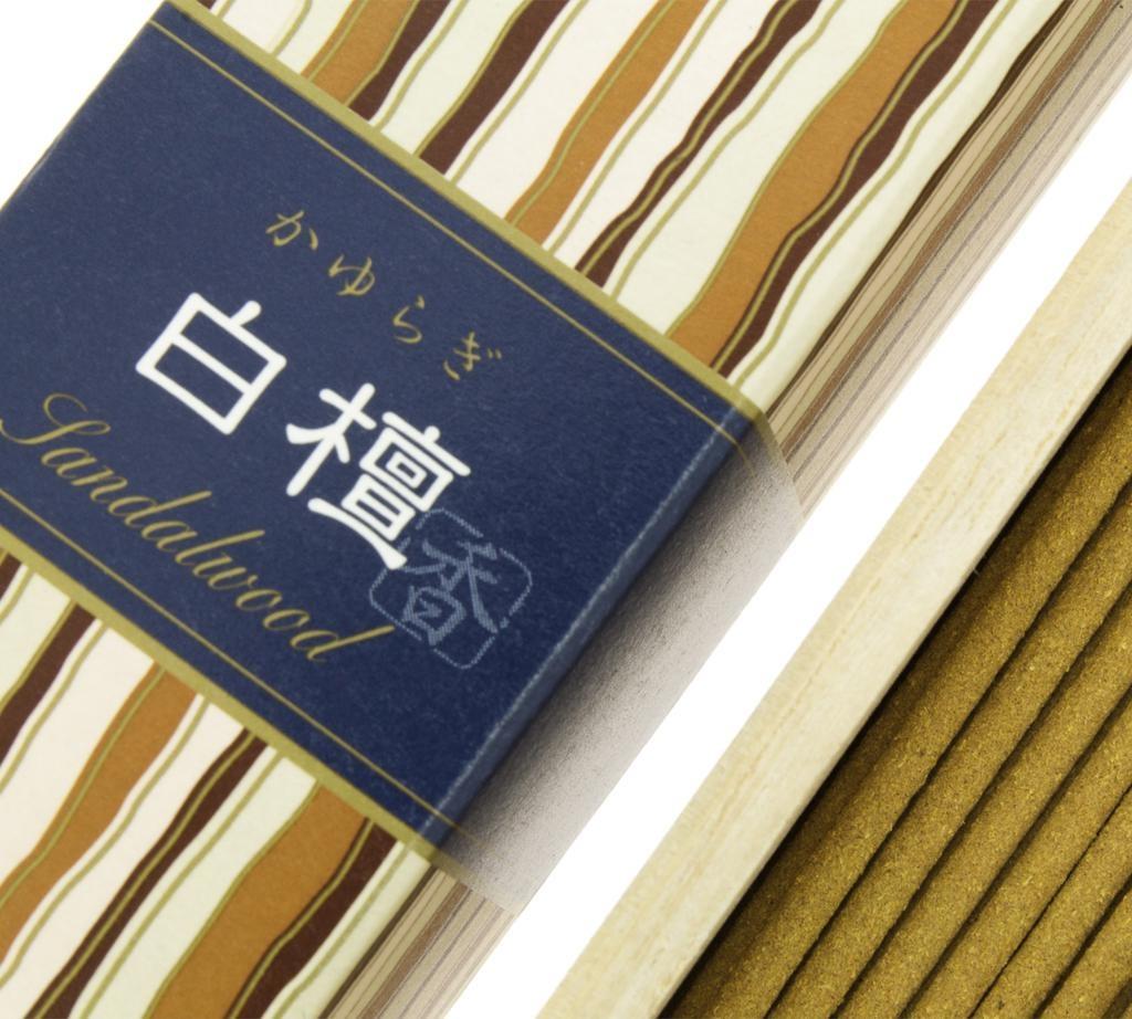 TIERRA ZEN - Kayuragi Sandalwood Incense-3