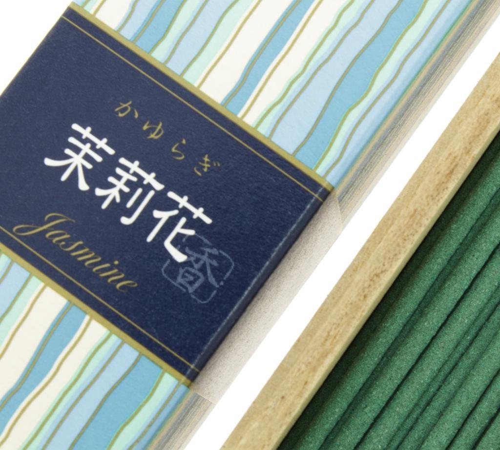 TIERRA ZEN - Kayuragi Jasmine Incense-3