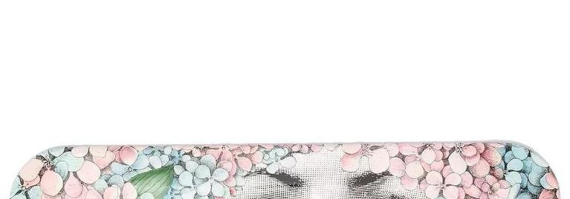 FORNASETTI - Ortensia Tray 25x60cm
