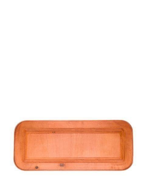 FORNASETTI - Ortensia Tray 25x60cm-5