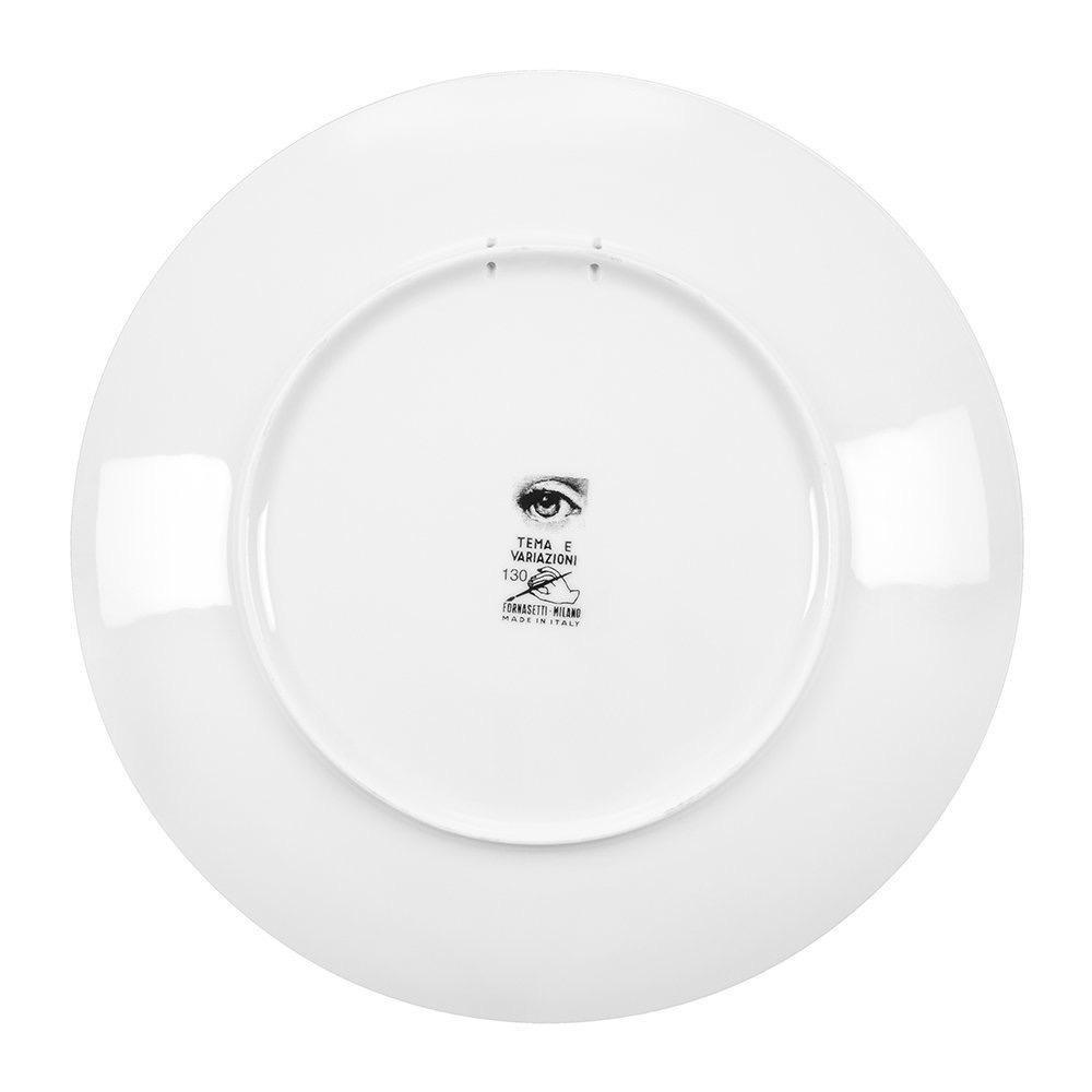 FORNASETTI - Wall Plate N°130-3