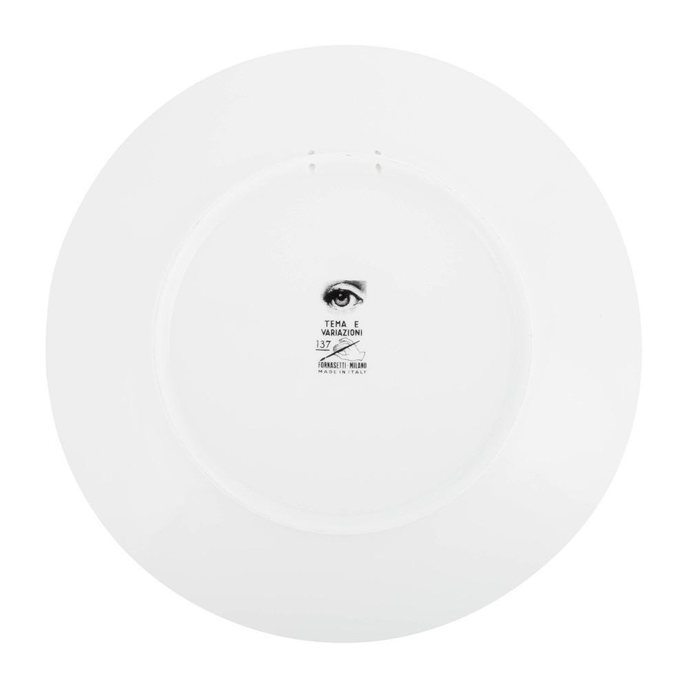 FORNASETTI - Wall Plate N°137-4