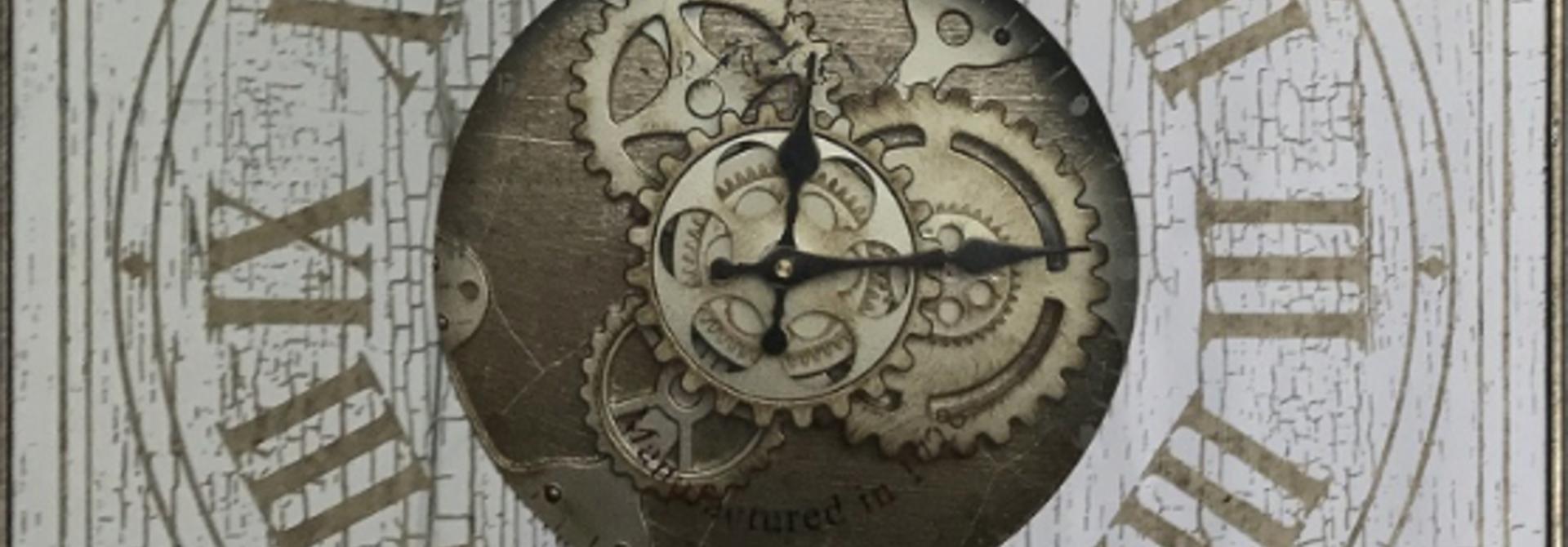 FANCY - Cabret Wall Clock 60cm